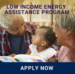 Apply for low income energy bill assistance